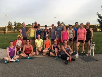 Happy run group